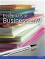 Essentials of Business Law MyLawChamber Pack