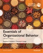 Essentials of Organizational Behavior OLP with eText, Global Edition - StephenRobbins - 9781292090191 - Management - Organizational Behavior (140)