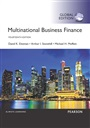 Multinational Business Finance with MyFinanceLab, Global Edition