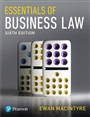 Essentials of Business Law, 6th edition