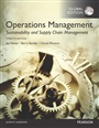 Operations Management: Sustainability and Supply Chain Management plus MyOMLab with Pearson eText, Global Edition - Jay Heizer - 9781292148748 - Decision Sciences - Operations Management (186)