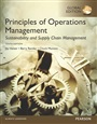 Principles of Operations Management: Sustainability and Supply Chain Management plus MyOMLab with Pearson eText, Global Edition - Jay Heizer - 9781292153070 - Decision Sciences - Operations Management (200)