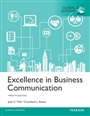 Excellence in Business Communication, Global Edition - John V. Thill - 9781292156651 - Management - Intro To Business (117)