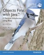 Objects First with Java: A Practical Introduction Using BlueJ, Global Edition - David J. Barnes - 9781292159041 - Computer Science - Programming - Introduction (159)