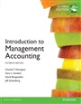 Introduction to Management Accounting plus MyAccountingLab with Pearson eText, Global Edition