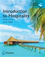 Introduction to Hospitality plus MyHospitalityLab with Pearson eText, Global Edition