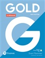 New Gold Advanced NE 2019 Exam Maximiser without key - Lynda Edwards - 9781292202174 - Exams Preparation - CAE (110)
