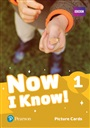 Now I Know Level 1 - I can read Now I Know 1 Picture Cards - 9781292219196 (74)