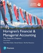 Horngren's Financial & Managerial Accounting, The Financial Chapters plus MyAccountingLab with Pearson eText, Global Edition