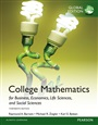 College Mathematics for Business, Economics, Life Sciences and Social Sciences plus Pearson MyLab Mathematics with Pearson eT