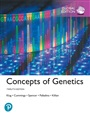 Concepts of Genetics plus Pearson Modified MasteringGenetics with Pearson eText, Global Edition - William S. Klug - 9781292265544 - Biology - Genetics (150)