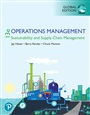 Operations Management:  Sustainability and Supply Chain Management plus Pearson MyLab Operations Management with Pearson eTex