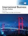 International Business: The New Realities plus Pearson MyLab Management with Pearson eText, Global Edition