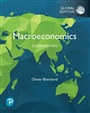 Macroeconomics, 8th Global Edition  - Olivier Blanchard - 9781292351476 - Economics - Macroeconomics (100)