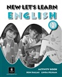 New Let's Learn English Level 1 Activity Book - Don A Dallas - 9781405802758 - General English Courses - Lower Primary (118)
