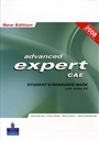 Advanced Expert CAE New Edition Advanced Expert New Edition Student's Resource Book no Key with Audio CD - Jane Barnes - 9781405880800 - Exams Preparation - CAE (160)