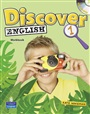 Discover English Level 1 Activity Book (with Multi-ROM) - Kate Wakeman - 9781408209356 - General English Courses - Upper Primary (128)