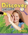 Discover English Level 2 Activity Book (with Multi-ROM) - Izabella Hearn - 9781408209363 - General English Courses - Upper Primary (130)