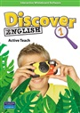 Discover English Level 1 Active Teach (CD-ROM) - 9781408233771 - General English Courses - Upper Primary (104)