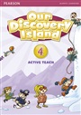 Our Discovery Island Level 4 Active Teach CD-ROM - 9781408238820 - General English Courses - Lower Primary (106)