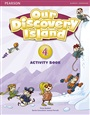 Our Discovery Island Level 4 Activity Book (with CD-ROM) - Fiona Beddall - 9781408251294 - General English Courses - Lower Primary (130)