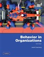 Behavior in Organizations:Global Edition