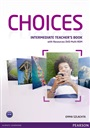 Choices Intermediate Teacher's Pack (Book with Test Master CD-ROM) - Emma Szlachta - 9781408296172 - General English Courses - Upper Secondary (142)