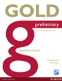 New Gold Preliminary Teacher's Book - Clare Walsh - 9781447907398 - Exams Preparation - PET (91)