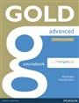 New Gold Advanced 2015 Coursebook with MyLab Pack - Amanda Thomas - 9781447955443 - Exams Preparation - CAE (107)
