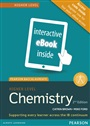 Pearson Baccalaureate Chemistry Higher Level 2nd edition ebook only edition (etext) for the IB Diploma