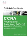 Exam 65 Official Cert Guide Library, Academic Edition - Wendell Odom - 9781587205996 - Zertifizierung - Cisco Certification CCNA (128)