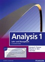 Analysis 1 - Thomas, George B.; Weir, Maurice D.; Hass, Joel - 9783868941708 - Mathematics Statistics - Maths for Engineers & Scientists (136)