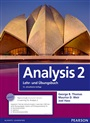 Analysis 2 - Thomas, George B.; Weir, Maurice D.; Hass, Joel - 9783868941722 - Mathematics Statistics - Math Courses for Engineers and Scientist (144)
